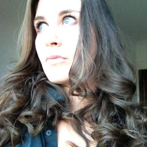 C'est ça ƒ la vie ! Curly hair