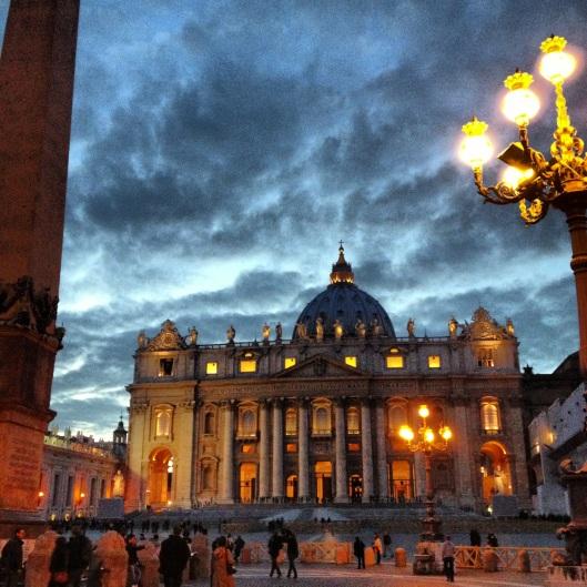 C'est ça ƒ la vie ! Vatican