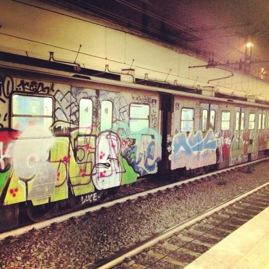 C'est ça ƒ la vie ! Metro B Rome