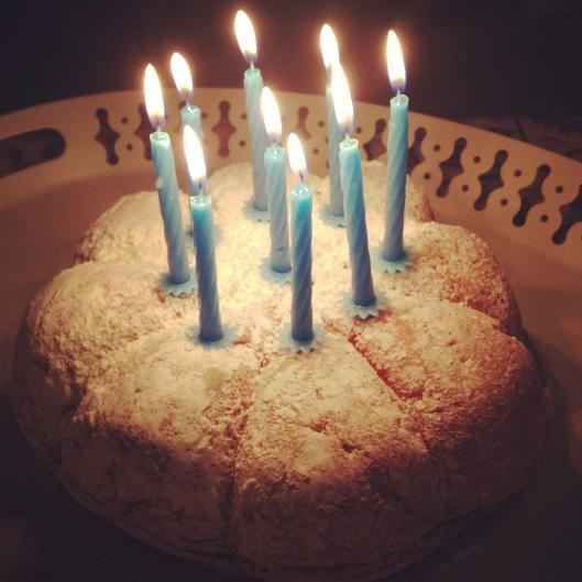 C'est ça ƒ la vie ! Birthday