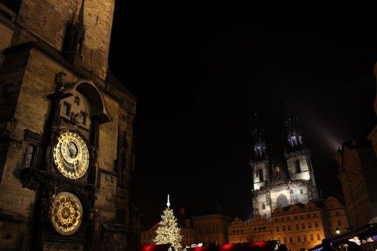 Prague Marché de Noel