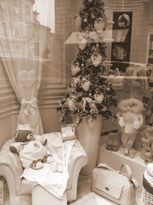 Christmas in Rome Nanan