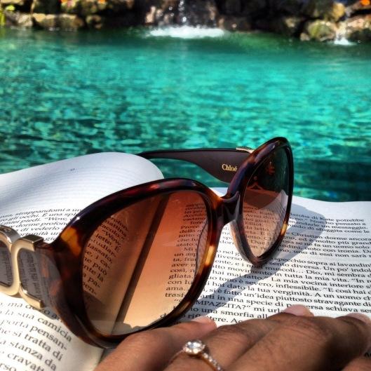 Bali, île des Dieux, Chloé sunglasses