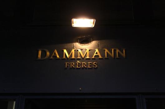 Place des vosges Paris Dammann Frères